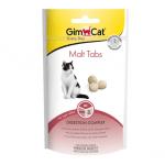 Малцови таблетки Gimborn GimCat Malt Tabs, 40гр