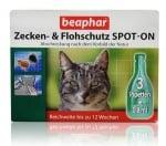 """Beaphar Spot-On"" - Репелентни капки за котки"