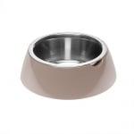 Купа за храна или вода за кучета и котки Ferplast, от неръждаема стомана, 0,5L,  три цвята
