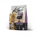 Храна за малки кучета от средни и едри породи до 12 месеца Kudo Puppy Medium-Maxi, две разфасовки