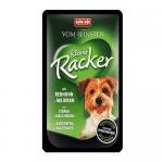 Пауч за кучета от дребни породи Von Feinsten Малкия разбойник, 85гр. - различни вкусове