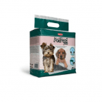 Хигиенна постелка за кучета с активен въглен и феромони 60x60 -10бр