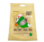 Лакомство за куче Croci HAPPY FARM, пиле и спанак, 80гр