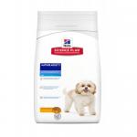 """""""Science Pla Canine Mature Adult Active Longevity Mini Chicken"""" - Пълноценна храна с пилешко месо за кучета от дребни породи на възраст над 7 години"""