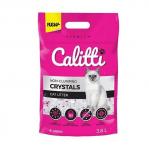 Силиконова постелка за котешка тоалетна Calitti Crystal, 3.8л