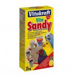 Ароматизиран пясък за птички Vitakraft Vita Sandy, 2.00кг