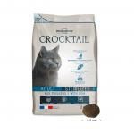 Храна за кастрирани котки Flatazor Crocktail ADULT STERILIZED, с риба, три разфасовки