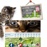 Суха храна за котки Natural Selection HAIRBALL Super Premium, 100гр насипно