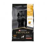 Суха храна за кучета от средни и едри породи Pro Plan Dog Nature Elements Derma Medium & Large Adult, за здрава кожа и лъскава козина, със сьомга и ленено масло, две разфасовки