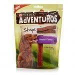 Лакомство за кучета в зряла възраст PURINA ADVENTUROS Strips , с Еленско, 90гр.