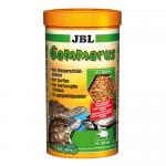 JBL Gammarus 250мл; 1литър - Храна за костенурки – гамарус. Съдържа изсушени водни бълхи (гамарус) – любима храна на костенурките.