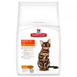 """""""Hill`s Science Plan Feline Adult Light"""" - Пълноценна нискокалорична храна с пилешко за котки над 1 година"""