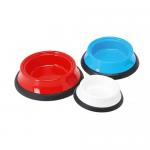 Купа пластик с гумена основа  - различни размери и цветове