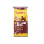 Josera POULTRY MENU - Висококачествена суха храна за израснали средно активни кучета