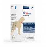 Хранителна добавка, поддържаща естествената физиологична защита на организма на кучета от едри породи, живеещи в топли и влажни зони Dynamopet Dilsh, 20брх10гр