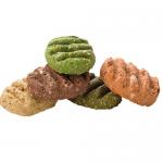 Versale Laga Crispy Toasties Vegetables – хрупкави бисквити за гризачи със зеленчуци 150гр