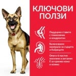 Hills Science Plan Canine Mature Adult 5+ Active Longevity Large Breed with Chicken - Кучета от едри породи на възраст над 5 години - 14.00кг