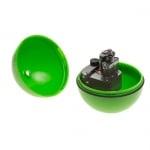 Електронна играчка за котки Ferplast Crazy Ball - Ø 58 cm