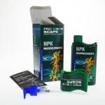 JBL ProScape NPK Macroelements – 250мл; 500мл- комплекс от микроелементи, необходими на растенията - азот, фосфати, калий и др.