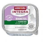 Пастет за котки с диабет Animonda Integra Protect Diabets, със заешко месо, 100гр