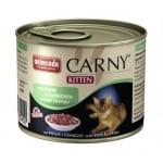 """""""Carny Kitten"""" -  Пилешко и заек за малки котки"""