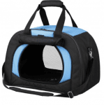 Транспортна чанта за кучета и котки Trixie Kilian, 31х32х48см