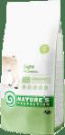 """""""Light""""  -  Ниско калорична храна за кучета след кастрация"""