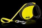 """""""Flexi Neon Small"""" - Автоматичен повод за кучета до 12 кг."""