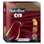 Versele-Laga NutriBird C19 breeding /пълноценна екструдирана храна за канари и финки/-5кг