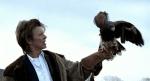 Дейвид Бауи с орел