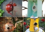 Чайници за къщички на птици
