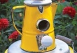 Чайник за къщичка за птици 3