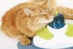 Чесалка и масажор за котки
