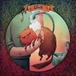 Гняв - смъртните грехове, нарисувани чрез котки