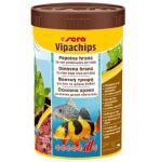 """""""Vipachips"""" - Храна за придънни рибки"""