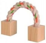 """""""Trixie"""" - Въже с кубчета за гризачи"""