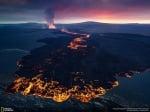 Изригнал вулкан
