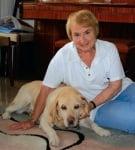 Как да се грижим за сляпо куче