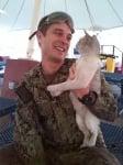 Котка във войник