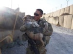 Куче и войник