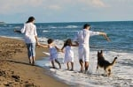 Кучето укрепва семейството