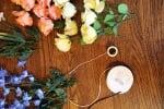 Материали за корона от цветя за куче