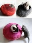 Меко легълце за котки