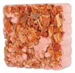 Минерален камък с моркови