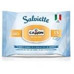 """""""Salviette Vaniglia"""" - Мокри кърпички за домашни любимци"""