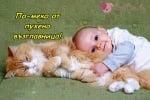 Мър - мър котенце