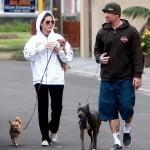 На разходка с кученцата