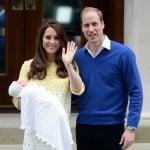 Новородено кралско бебе Шарлот