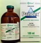 Пандекс 1% инжекционен разтвор
