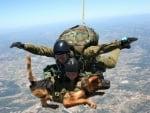 Парашутен скок с куче